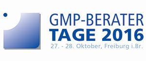 GMP-BERATER Tage 2016