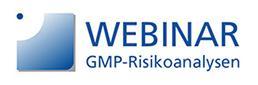 Webinar GMP-Risikoanalysen