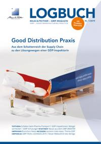 LOGBUCH 1/2019: Good Distribution Praxis