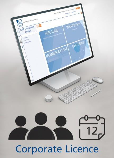 GMP Compliance Adviser Corporate Licence