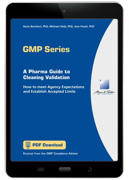 A Pharma Guide to Cleaning Validation