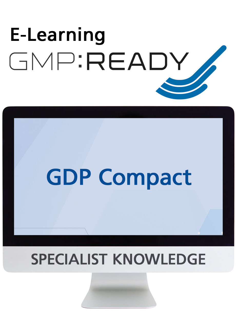 GMP:READY - Specialist Knowledge GDP Compact | New Releases