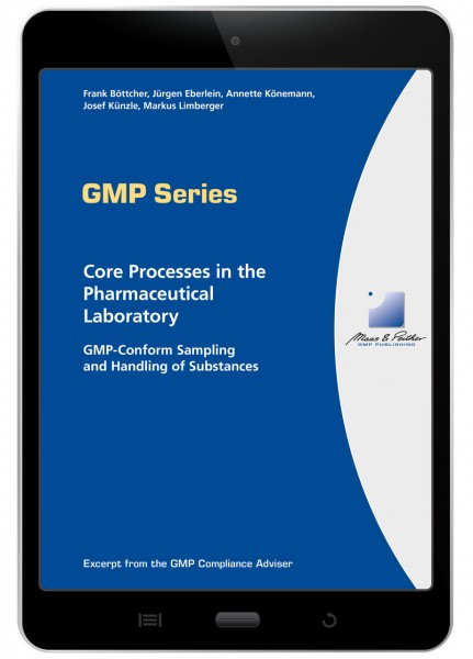 Core Processes in the Pharmaceutical Laboratory