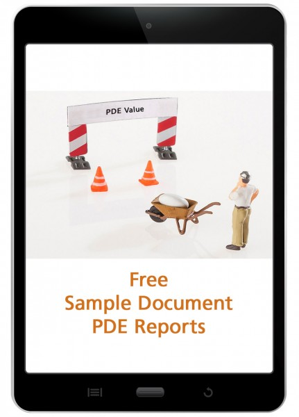 PDE Report - Sample Document